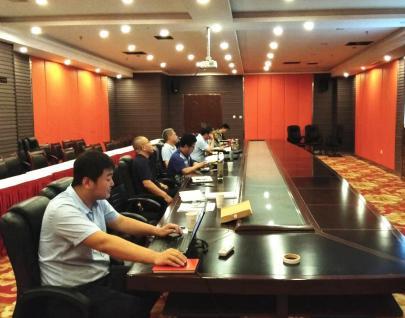 凤县黄牛铺地质调查项目通过野外验收